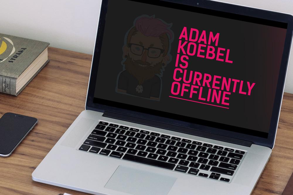 adam-offline
