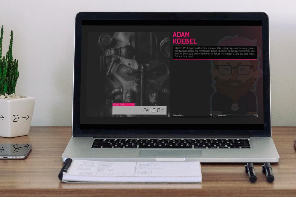 adam-starting