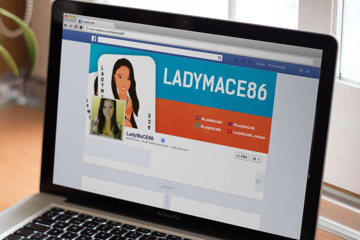 lady-facebook