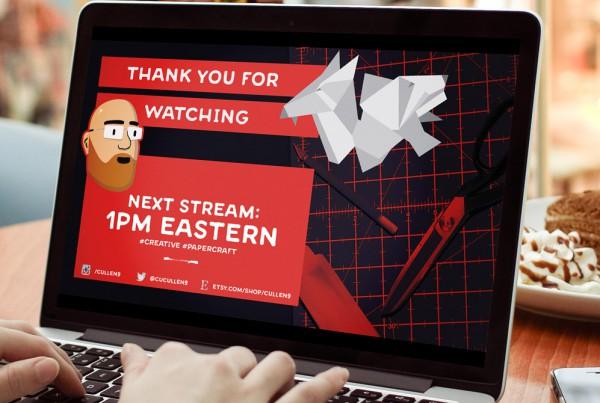 Cullen 9 Twitch Branding
