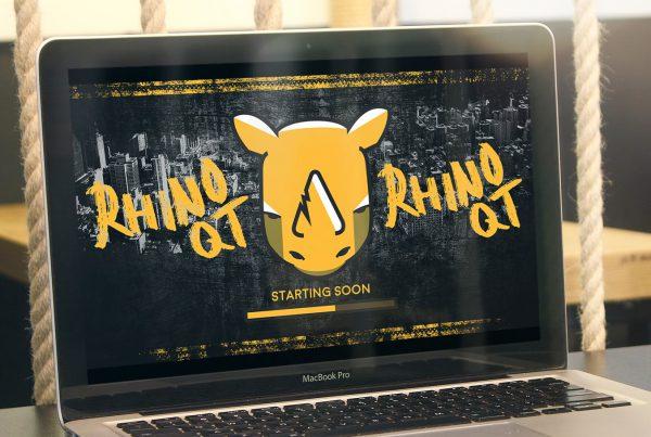 rhino-starting