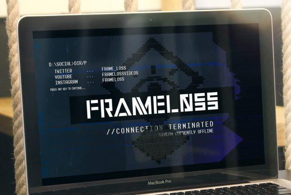 Frameloss Twitch branding