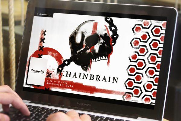 Chainbrain Twitch Branding