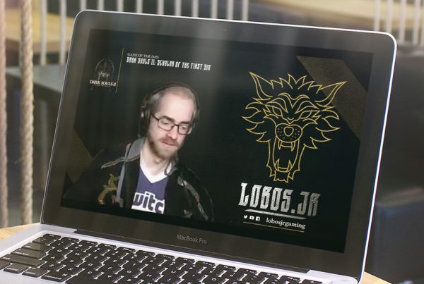 LobosJR Twitch Branding